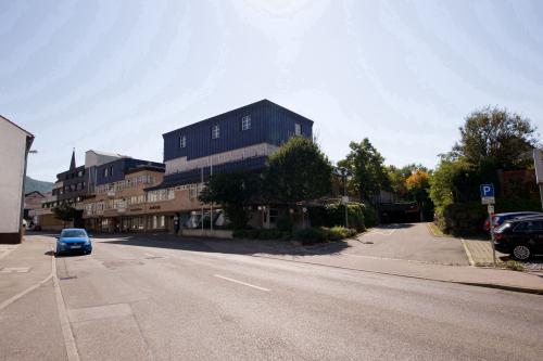 Stadthalle Donzdorf Außenansicht